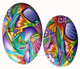 2 garden beads