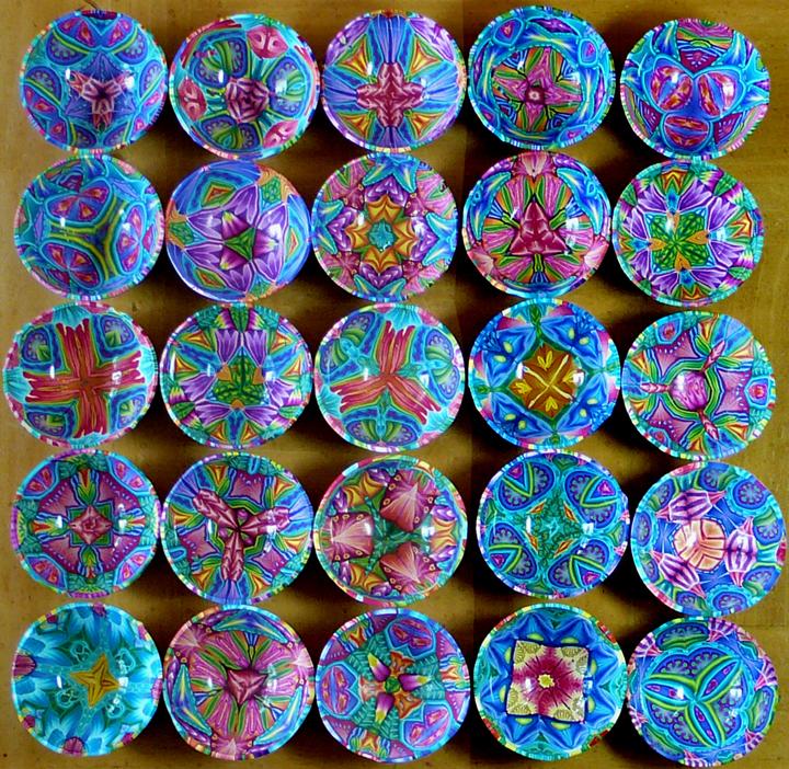 25 bowls